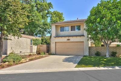 Thousand Oaks Condo/Townhouse For Sale: 3085 Dutch Elm Circle