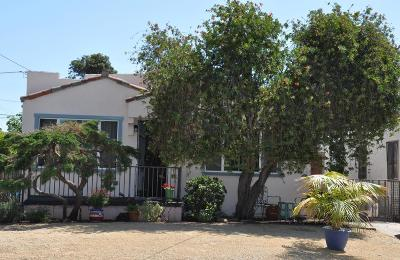 Ventura County Single Family Home For Sale: 78 West Center Street