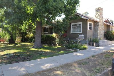 Ventura County Single Family Home For Sale: 422 North 7th Street