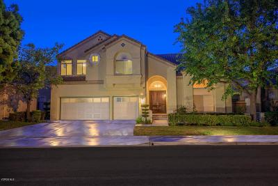 Ventura County Single Family Home For Sale: 11125 Broadview Drive