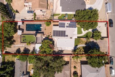 Ventura County Single Family Home For Sale: 80 Santa Ana Way