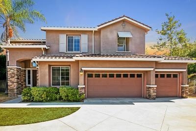 Ventura County Single Family Home For Sale: 5332 Via Jacinto