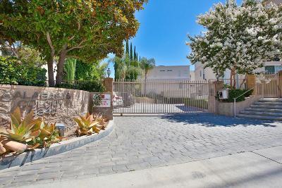 Calabasas Condo/Townhouse For Sale: 5340 Las Virgenes Road #11