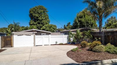 Ventura County Single Family Home For Sale: 653 Glen Oaks Road