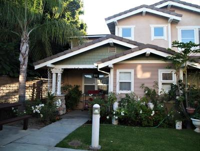 Ventura County Condo/Townhouse For Sale: 254 East 7th Street