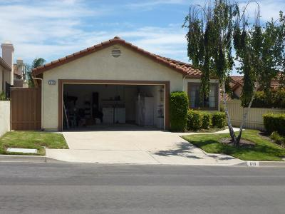 Ventura County Single Family Home For Sale: 618 Llanerch Lane