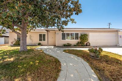 Ventura County Single Family Home For Sale: 6226 Melia Street