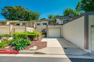 Ventura County Condo/Townhouse For Sale: 756 Seawind Way
