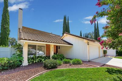 Single Family Home For Sale: 2048 Broomfirth Court
