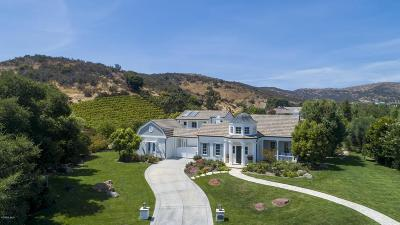 Single Family Home For Sale: 1475 Cheviot Hills Court