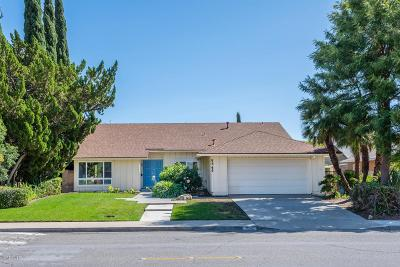 Simi Valley Single Family Home For Sale: 5940 East Malton Avenue