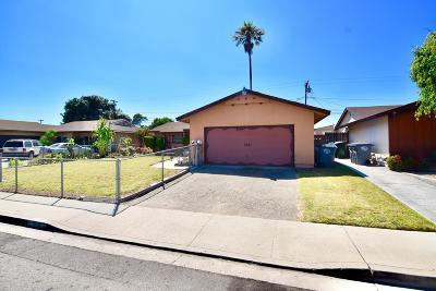 Oxnard Single Family Home For Sale: 3651 South E Street