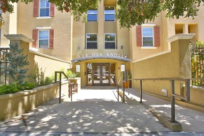 Pasadena Condo/Townhouse Active Under Contract: 128 North Oak Knoll Avenue #305