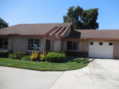 Camarillo Single Family Home Active Under Contract: 34120 Village 34