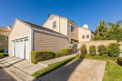 Simi Valley Condo/Townhouse For Sale: 1404 Clayton Way