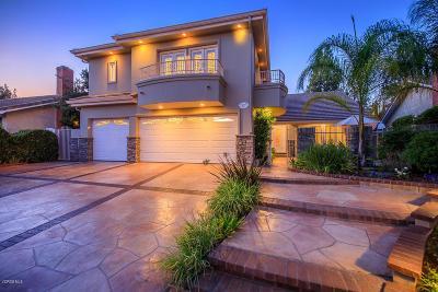 Agoura Hills Single Family Home Active Under Contract: 28929 Allman Street