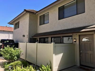 Westlake Village Condo/Townhouse For Sale: 1161 Landsburn Circle