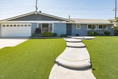 Simi Valley Single Family Home For Sale: 2175 Ralston Street