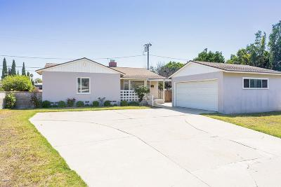 Moorpark Single Family Home For Sale: 460 McFadden Avenue
