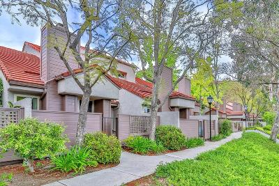 Westlake Village Condo/Townhouse For Sale: 434 Via Colinas