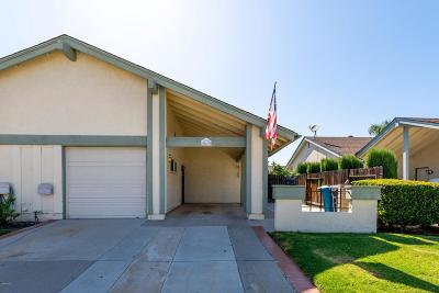 Simi Valley Single Family Home Active Under Contract: 949 Stanford Drive