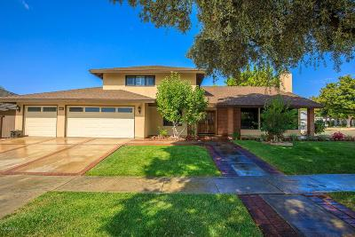 Simi Valley Single Family Home Active Under Contract: 3175 Waukegan Avenue