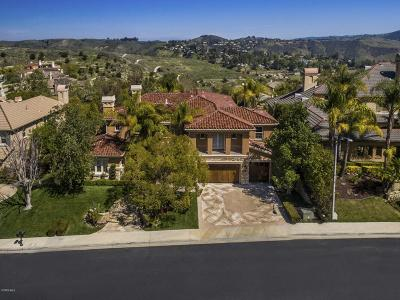 Calabasas CA Single Family Home For Sale: $2,575,000