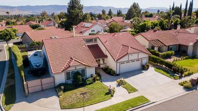 Simi Valley Single Family Home Active Under Contract: 3486 Township Avenue