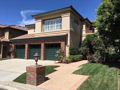 Simi Valley Single Family Home For Sale: 537 Windswept Place