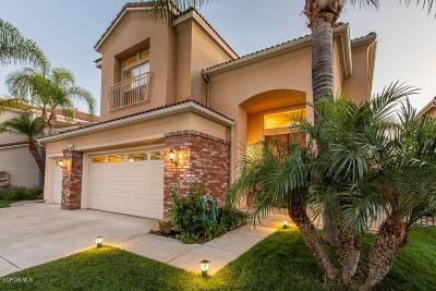 Simi Valley Single Family Home Active Under Contract: 3069 Obsidian Court