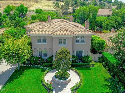 Westlake Village Single Family Home For Sale: 2824 Dewdrop Place
