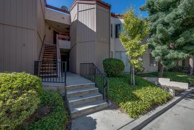 Simi Valley Condo/Townhouse For Sale: 1772 Sinaloa Road #187