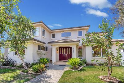 Moorpark Single Family Home For Sale: 10089 Stockton Road