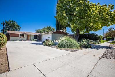 Northridge Single Family Home For Sale: 8758 Quakertown Avenue