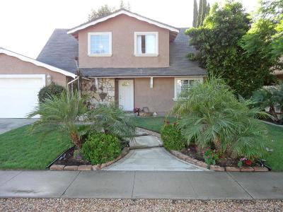 Simi Valley Single Family Home For Sale: 1261 Haven Avenue