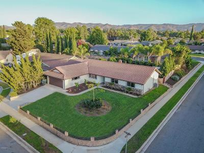Simi Valley Single Family Home Active Under Contract: 1038 William Court