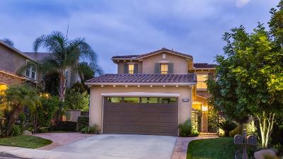 Simi Valley Single Family Home For Sale: 3690 Cascara Court