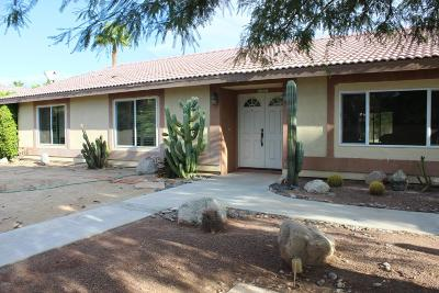 Palm Springs Single Family Home For Sale: 202 West Santa Catalina Road