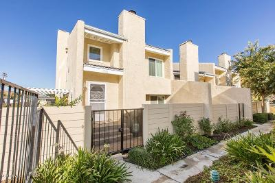 Simi Valley Condo/Townhouse For Sale: 1938 Stow Street
