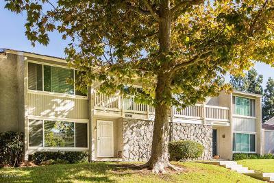 Moorpark Condo/Townhouse For Sale: 15124 Campus Park Drive #E
