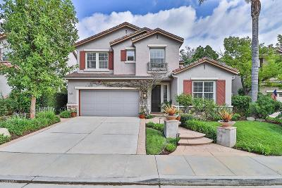 Simi Valley Single Family Home For Sale: 168 Forrester Court