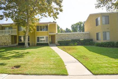 Moorpark Condo/Townhouse For Sale: 6590 Marquette Street #B