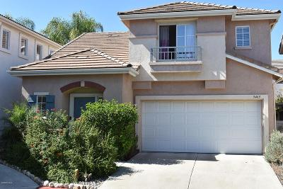 Westlake Village Single Family Home For Sale: 5463 Clermont Court