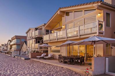 Oxnard Single Family Home For Sale: 2117 Ocean Drive