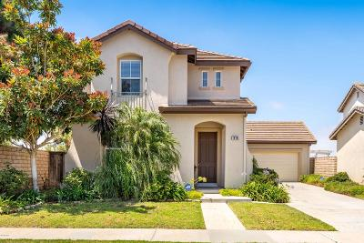 Oxnard Single Family Home For Sale: 1419 Limonero Place