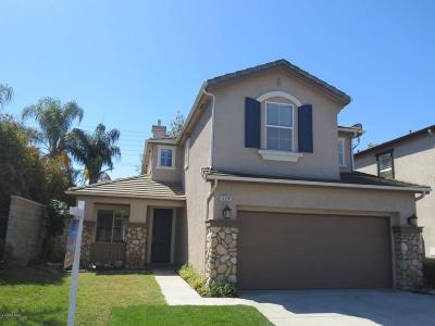 Simi Valley Single Family Home For Sale: 228 Galway Lane