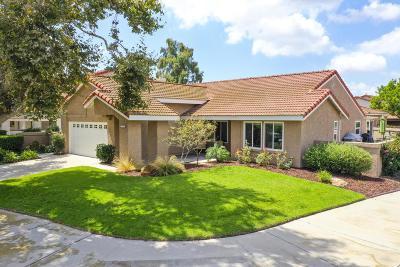 Moorpark Single Family Home For Sale: 4791 Elderberry Avenue