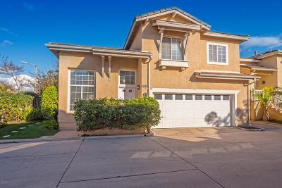Simi Valley Single Family Home For Sale: 1690 Russetwood Lane