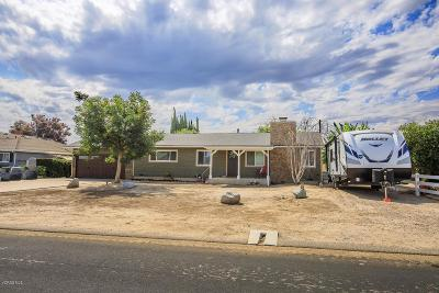 Moorpark Single Family Home For Sale: 4935 Maureen Lane