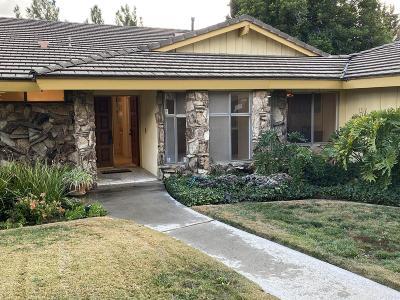 Northridge Single Family Home For Sale: 19144 Lassen Street